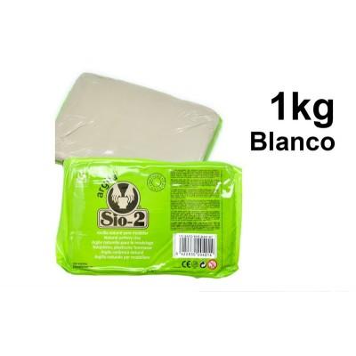 ARCILLA BLANCA 1KG