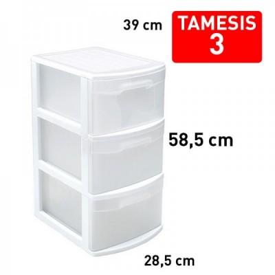 CAJONERA TAMESIS 3 CAJONES...