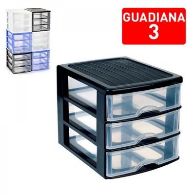 CAJONERA GUADIANA 3 CAJONES...