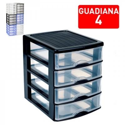 CAJONERA GUADIANA 4 CAJONES...