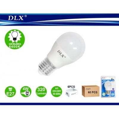 LED.G45 E27 4W 6/u