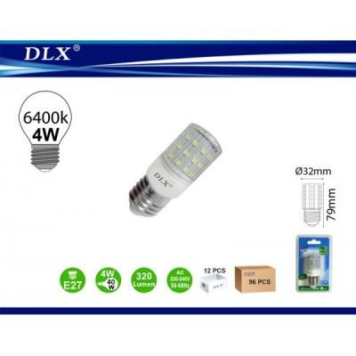 LED.E27 4W 6/u